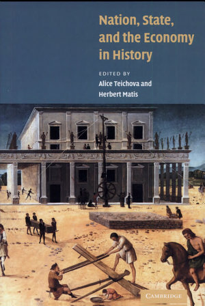 Nation  State and the Economy in History