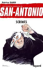 Scrimes: Les nouvelles aventures de San Antonio