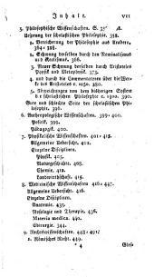 Geschichte der Litteratur von ihren Anfang bis auf die neuesten Zeiten: Band 2,Teil 1