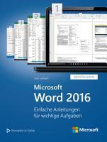 Microsoft Word 2016  Microsoft Press  PDF