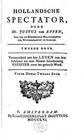 Hollandsche spectator: Volume 2;Volume 5