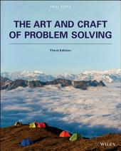The Art and Craft of Problem Solving: Edition 3