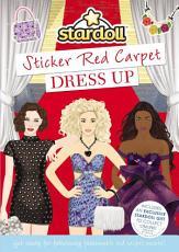 Stardoll  Sticker Red Carpet Dress Up PDF