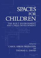 Spaces for Children PDF