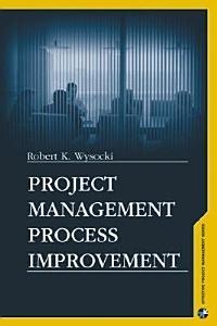 Project Management Process Improvement Book