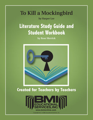 To Kill a Mockingbird Study Guide and Student Workbook (Enhanced Ebook)