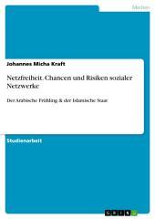 Netzfreiheit. Chancen und Risiken sozialer Netzwerke: Der Arabische Frühling & der Islamische Staat