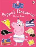 Peppa Pig  Peppa Dress Up Sticker Book