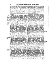 Première lettre [-XXVI Lettre] théologique contre le Traité des prêts de commerce...