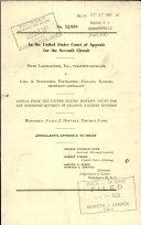 Owen Laboratories, Inc. V. Schroeder