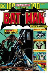 Batman (1940-) #255