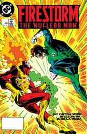 Firestorm: The Nuclear Man (1987-) #66