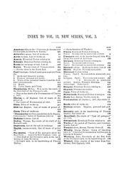Bulletin: Volume 5; Volume 13