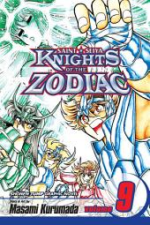 Knights of the Zodiac (Saint Seiya), Vol. 9: For the Sake of Our Goddess