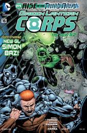 Green Lantern Corps (2011-) #16
