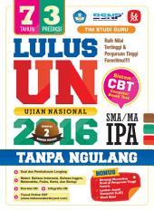Lulus UN SMA/MA IPA 2016 Tanpa Ngulang: (Chapter 2: BAHASA INGGRIS)