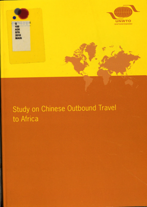 Study on Chinese Outbound Travel to Africa PDF
