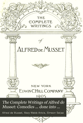 Comedies ... done into English by M. H. Dey; illustrations by C. Delort