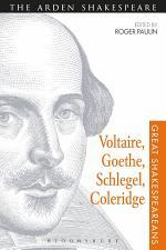 Voltaire, Goethe, Schlegel, Coleridge