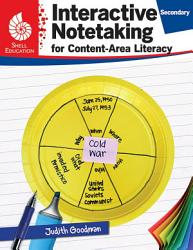 Interactive Notetaking For Content Area Literacy Secondary Book PDF