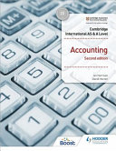 Cambridge International AS and a Level Accounting Second Edition PDF