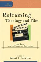 Reframing Theology and Film PDF