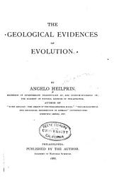 The Geological Evidence of Evolution PDF