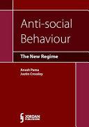 Anti Social Behaviour PDF