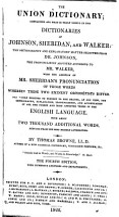 The Union Dictionary PDF