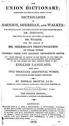 The Union Dictionary Book PDF