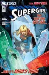 Supergirl (2011-) #4