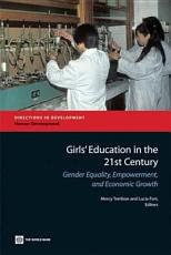 Girls  Education in the Twenty first Century PDF