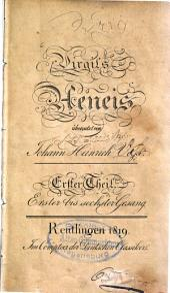 Aeneis: Band 1