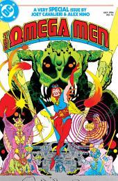 The Omega Men (1983-) #16