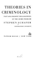 Download Theories in Criminology Book