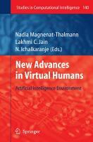 New Advances in Virtual Humans PDF
