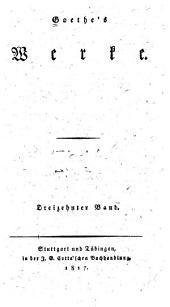 Werke: Bände 13-14