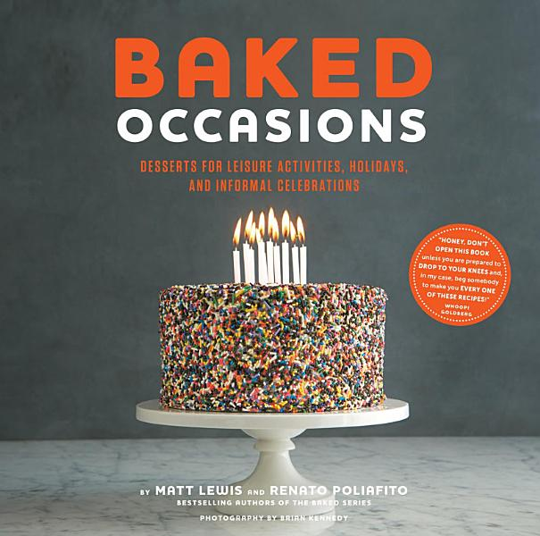 Download Baked Occasions Book