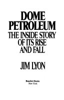Download Dome Petroleum Book
