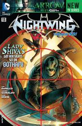 Nightwing (2011- ) #13