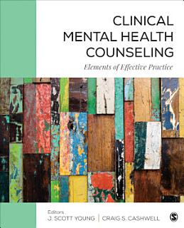 Clinical Mental Health Counseling Book