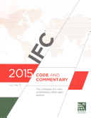 2015 International Fire Code Commentary