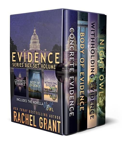 Evidence Series Box Set Volume 1 Books 1 3
