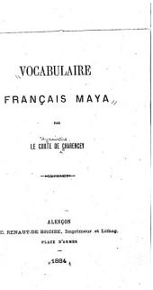 Vocabulaire français maya
