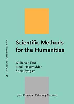 Scientific Methods for the Humanities