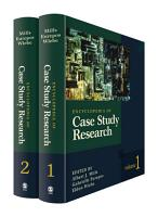 Encyclopedia of Case Study Research PDF