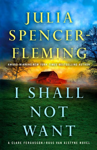 Download I Shall Not Want Book