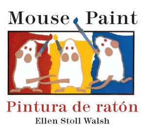 Mouse Paint/Pintura de raton (bilingual)