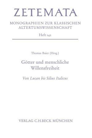 G  tter und menschliche Willensfreiheit PDF