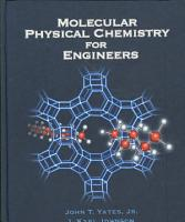 Molecular Physical Chemistry for Engineers PDF